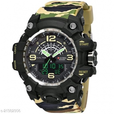 analog watch in army