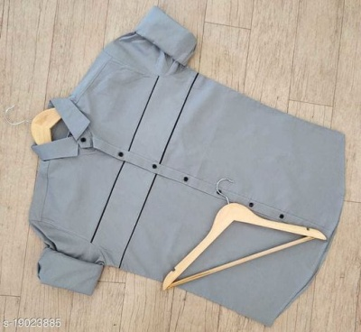 STYLIST SHIRTS IN ASH COLOUR