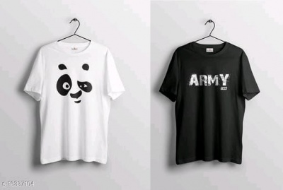 MULTIPACK BLACK AND WHITE TSHIRTS