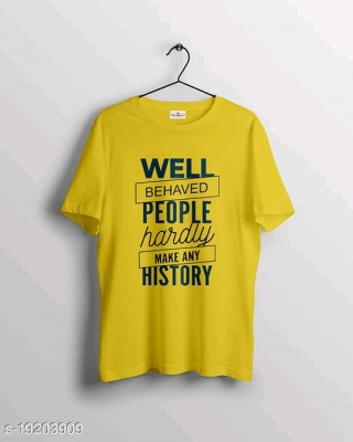 BEHAVE WELL TSHIRT
